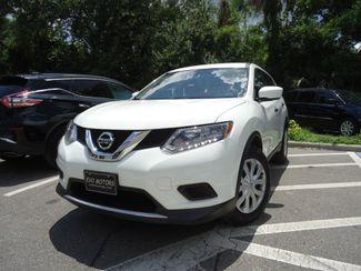 2016 Nissan Rogue SEFFNER, Florida