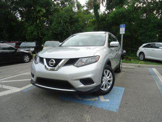 2016 Nissan Rogue S SEFFNER, Florida