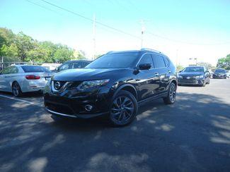 2016 Nissan Rogue SL NAVI. LTHR. BOSE. PWR TAILGATE SEFFNER, Florida
