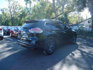 2016 Nissan Rogue SL NAVI. LTHR. BOSE. PWR TAILGATE SEFFNER, Florida 12
