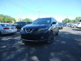 2016 Nissan Rogue SL NAVI. LTHR. BOSE. PWR TAILGATE SEFFNER, Florida 4