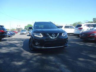 2016 Nissan Rogue SL NAVI. LTHR. BOSE. PWR TAILGATE SEFFNER, Florida 8