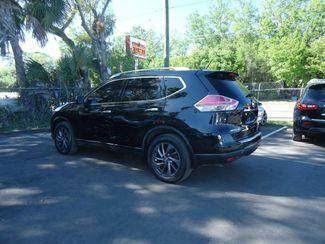2016 Nissan Rogue SL NAVI. LTHR. BOSE. PWR TAILGATE SEFFNER, Florida 9
