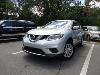 2016 Nissan Rogue S W/BACK UP CAMERA SEFFNER, Florida