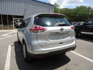 2016 Nissan Rogue S W/BACK UP CAMERA SEFFNER, Florida 6
