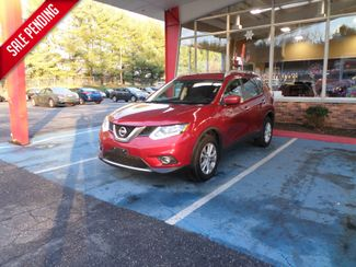 2016 Nissan Rogue in WATERBURY, CT