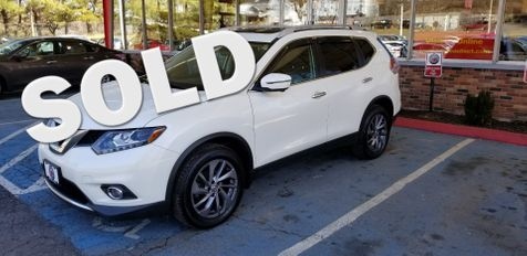 2016 Nissan Rogue SL in WATERBURY, CT