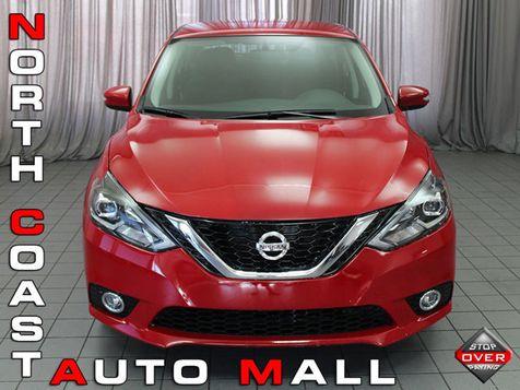 2016 Nissan Sentra 4dr Sedan I4 CVT SR in Akron, OH