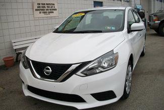 2016 Nissan Sentra SV Bentleyville, Pennsylvania 20
