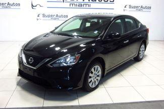 2016 Nissan Sentra SV Doral (Miami Area), Florida 1