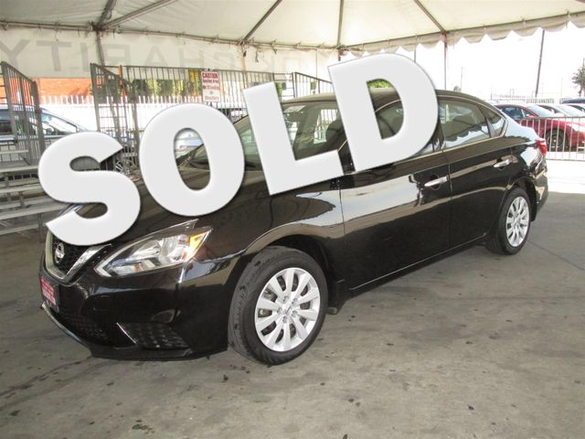 2016 Nissan Sentra S This particular vehicle has a SALVAGE title Please call or email to check av