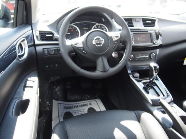 2016 Nissan Sentra SR Harrison, Arkansas 4