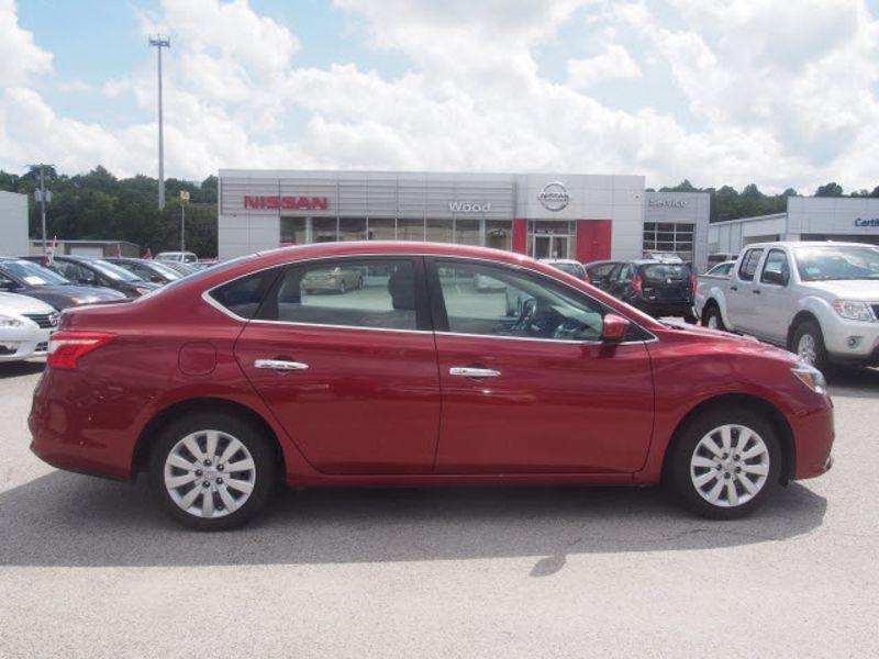 2016 Nissan Sentra SV  city Arkansas  Wood Motor Company  in , Arkansas