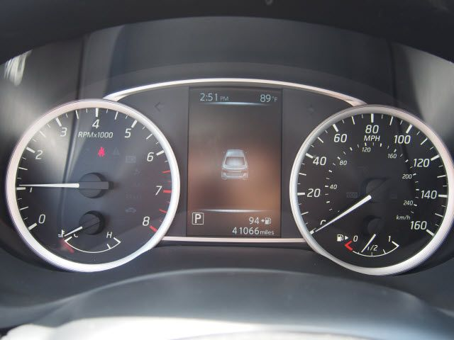 2016 Nissan Sentra SV Harrison, Arkansas 9