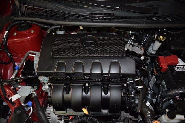 2016 Nissan Sentra Richmond Hill, New York 5