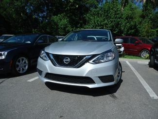 2016 Nissan Sentra SV. CAMERA. PUSH START. BLUTH. XM SEFFNER, Florida 5