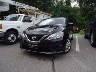2016 Nissan Sentra SV. CAMERA. PUSH START. BLUTH. XM SEFFNER, Florida