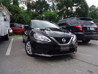 2016 Nissan Sentra SV. CAMERA. PUSH START. BLUTH. XM SEFFNER, Florida 7