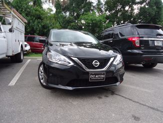 2016 Nissan Sentra SV. CAMERA. PUSH START. BLUTH. XM SEFFNER, Florida 8
