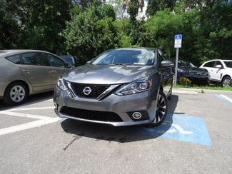 2016 Nissan Sentra SR. LEATHER. NAVI. SUNRF. HTD SEATS SEFFNER, Florida