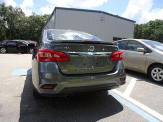 2016 Nissan Sentra SR. LEATHER. NAVI. SUNRF. HTD SEATS SEFFNER, Florida 10