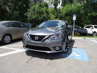 2016 Nissan Sentra SR. LEATHER. NAVI. SUNRF. HTD SEATS SEFFNER, Florida 5