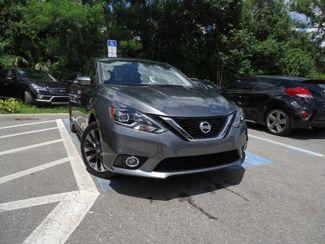 2016 Nissan Sentra SR. LEATHER. NAVI. SUNRF. HTD SEATS SEFFNER, Florida 7