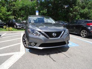 2016 Nissan Sentra SR. LEATHER. NAVI. SUNRF. HTD SEATS SEFFNER, Florida 8