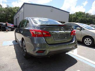 2016 Nissan Sentra SR. LEATHER. NAVI. SUNRF. HTD SEATS SEFFNER, Florida 9