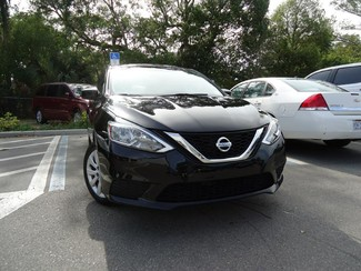 2016 Nissan Sentra SV. CAMERA. BLUTH. PUSH STRT. XM Tampa, Florida 9