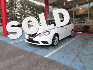 2016 Nissan Sentra in WATERBURY, CT