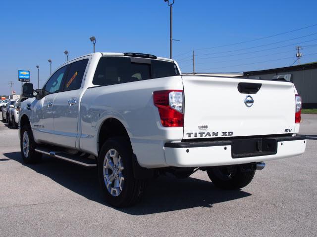 2016 Nissan Titan XD SV Harrison, Arkansas 1