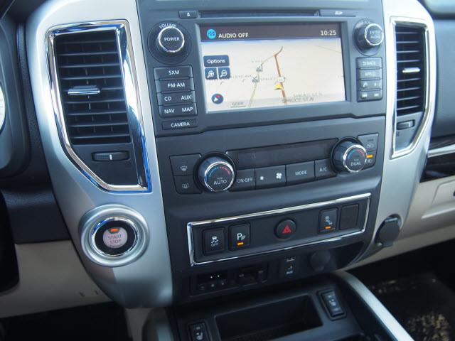 2016 Nissan Titan XD SV Harrison, Arkansas 8