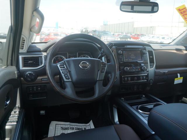 2016 Nissan Titan XD Platinum Reserve Harrison, Arkansas 4