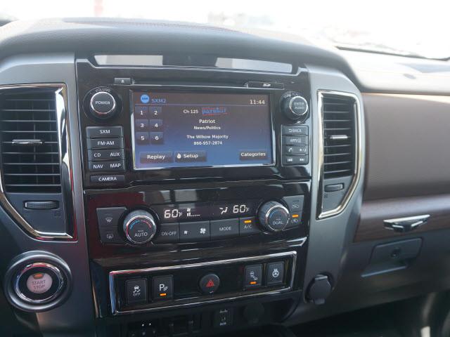 2016 Nissan Titan XD Platinum Reserve Harrison, Arkansas 8