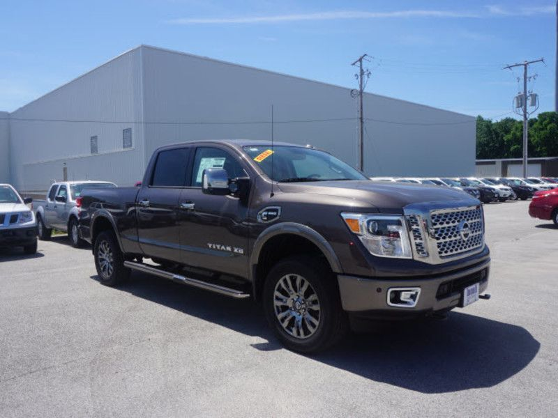 2016 Nissan Titan XD Platinum Reserve  city Arkansas  Wood Motor Company  in , Arkansas