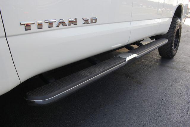 2016 Nissan Titan XD SL Crew Cab 4x4 - CUMMINS DIESEL - EXTRA$! Mooresville , NC 32