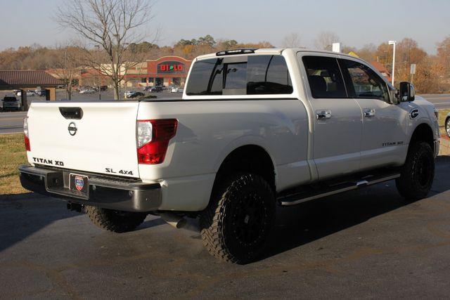 2016 Nissan Titan XD SL Crew Cab 4x4 - CUMMINS DIESEL - EXTRA$! Mooresville , NC 26
