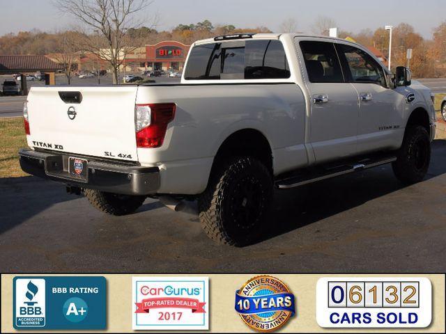 2016 Nissan Titan XD SL Crew Cab 4x4 - CUMMINS DIESEL - EXTRA$! Mooresville , NC 2