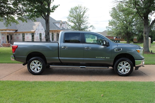 2016 nissan titan xd sv diesel crew cab ebay. Black Bedroom Furniture Sets. Home Design Ideas