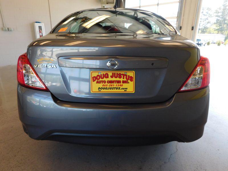 2016 Nissan Versa S  city TN  Doug Justus Auto Center Inc  in Airport Motor Mile ( Metro Knoxville ), TN