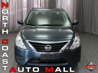 2016 Nissan Versa S in Akron, OH