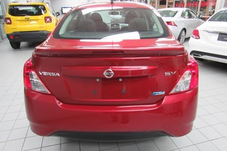 2016 Nissan Versa SV Chicago, Illinois 4