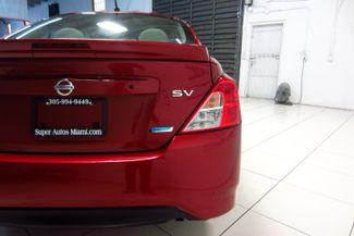 2016 Nissan Versa SV Doral (Miami Area), Florida 53