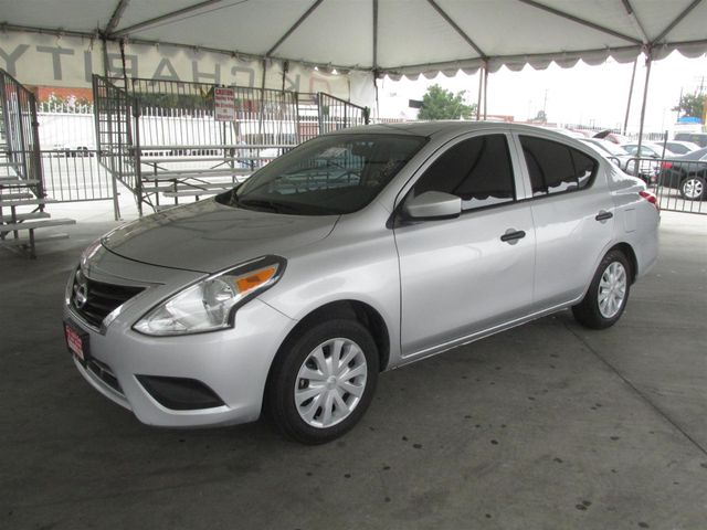 2016 Nissan Versa S This particular vehicle has a SALVAGE title Please call or email to check ava