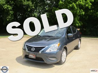 2016 Nissan Versa S Plus in Garland
