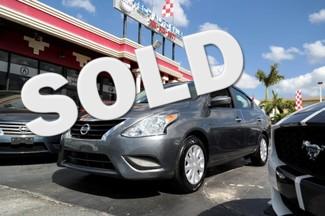 2016 Nissan Versa SV Hialeah, Florida