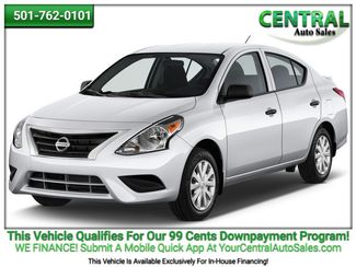 2016 Nissan Versa S | Hot Springs, AR | Central Auto Sales in Hot Springs AR