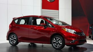 2016 Nissan Versa Note SV Bentleyville, Pennsylvania 4
