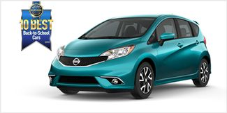 2016 Nissan Versa Note SV Bentleyville, Pennsylvania 10